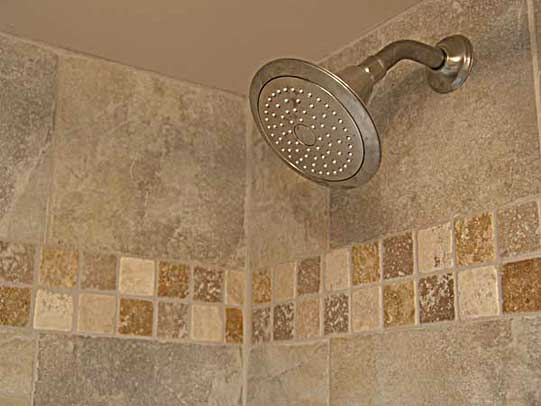 Detail showerhead